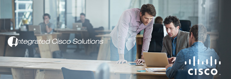 banner for Integrated Cisco Solutions