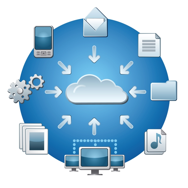 Amazon Cloud Computing image