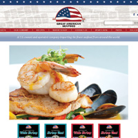 Screenshot Southwind Foods homepage